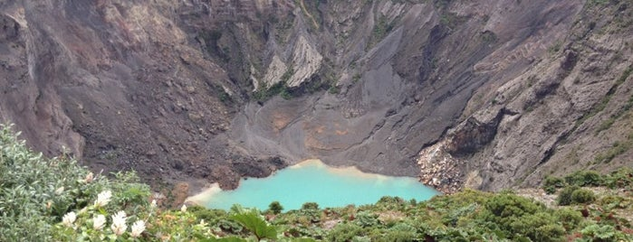 Volcán Irazú is one of Noooossa.