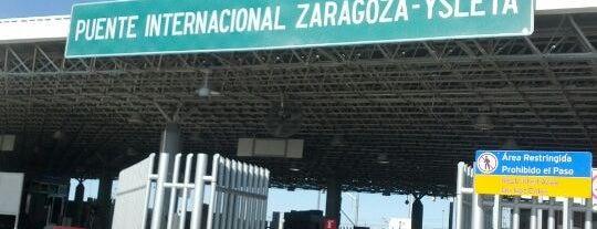 Puente Internacional Zaragoza is one of Rosco : понравившиеся места.