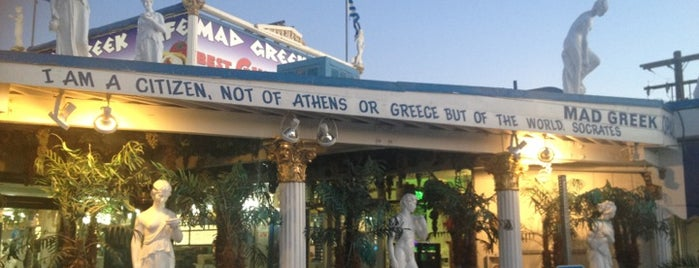 The Mad Greek is one of Places to eat in SoCal.