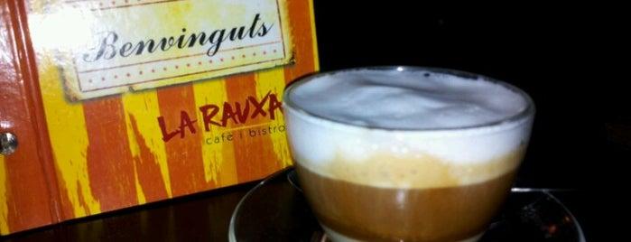 La Rauxa Café is one of Curitiba Bon Vivant & Gourmet.