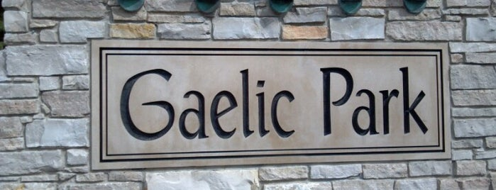 Gaelic Park is one of Chicago, IL.