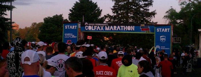 Colorado Colfax Marathon is one of Lieux qui ont plu à Alan.