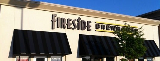 Fireside Brewhouse is one of Ben's Saved Places.