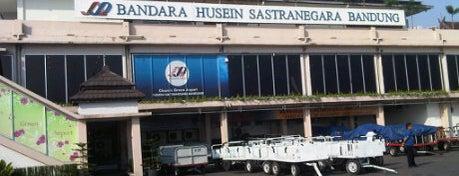 Husein Sastranegara International Airport (BDO) is one of Free WiFi Airports 2.
