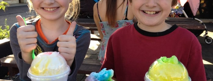 Get Shaved Ice is one of BEST of CSUN 2012.