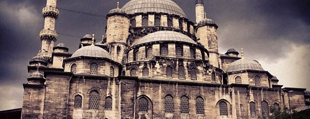 Mezquita Nueva is one of Istanbul City Guide.