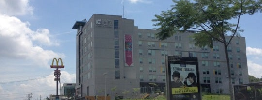 Aloft San Jose Hotel, Costa Rica is one of Starwood Experience.