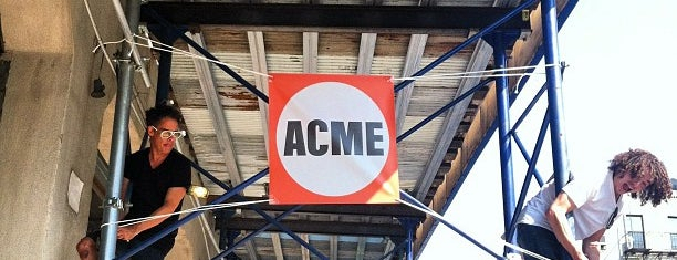 ACME Studio is one of NY Brooklyn.