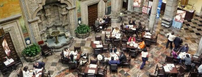 Sanborns Madero (Casa De Los Azulejos) is one of Lugares de interés.