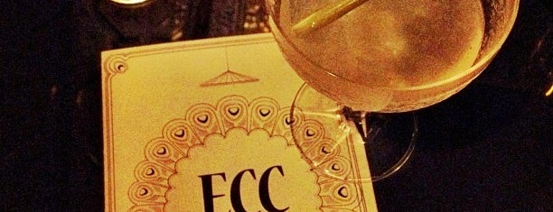 Experimental Cocktail Club is one of World's 50 Best Bars 2012 by Drinks International.