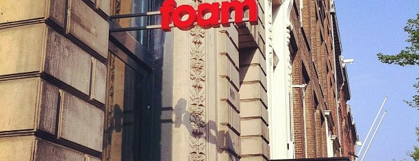 Foam is one of Amsterdam Favorites.