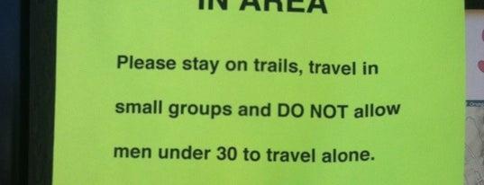 Pacific Ridge Trailhead is one of OC Extraordinaire.