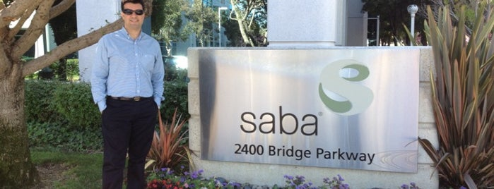 Saba Software is one of Silicon Valley Companies.