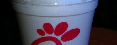 Chick-fil-A is one of Marcus 님이 좋아한 장소.