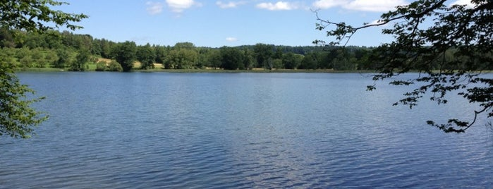 Unterer Katzensee is one of Top 10 favorites places in Zurich.