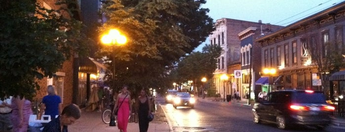 The Oregon District is one of Museums and Culture - Dayton.