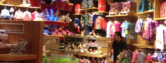 Disney store is one of Florida, FL.
