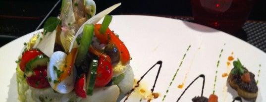 L'Atelier de Joël Robuchon is one of World's 50 Best Restaurants 2014.
