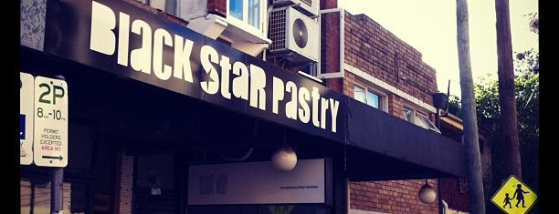 Black Star Pastry is one of Sydney.