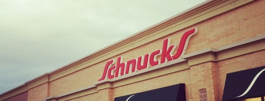 Schnucks is one of Rob's Liked Places.