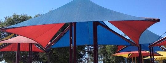 Del Aire Park is one of Locais salvos de Paresh.