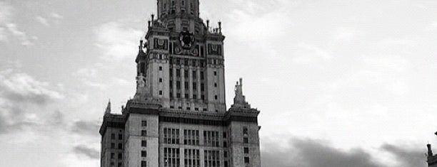 Lomonosov Moscow State University (MSU) is one of MoscowBest.