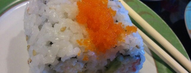 Teharu Sushi is one of Foodie Hot Spots.