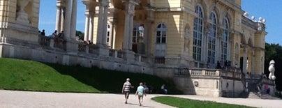 Gloriette is one of Vienna my love.