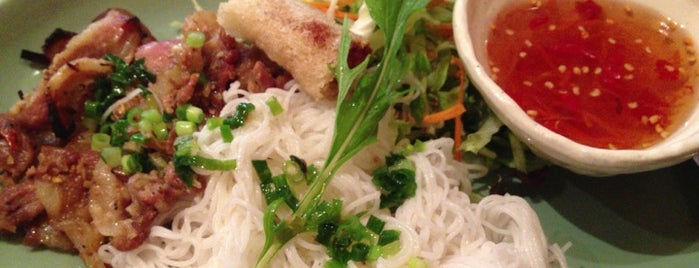 Khanh's Vietnamese Kitchen Ginza 999 is one of TOKYO-TOYO-CURRY 3.