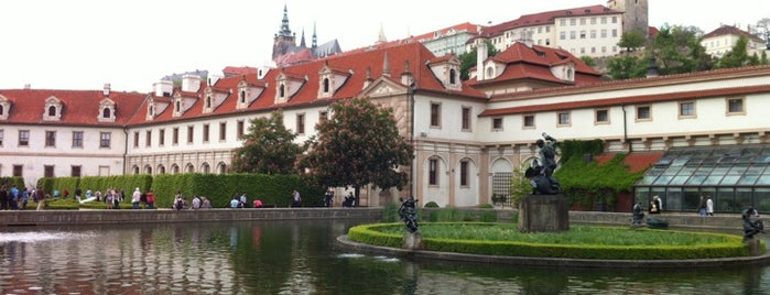 Valdštejnský palác is one of StorefrontSticker #4sqCities: Prague.
