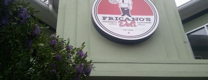 Fricano's Deli & Catering is one of The 38 Essential Austin Restaurants, July 2012.