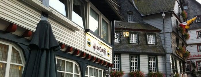 Restaurant Flosdorff is one of Lugares guardados de N..