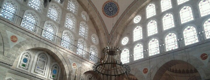 Moschea di Mihrimah Sultan is one of Tarihistanbul.