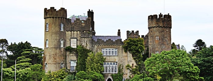 Malahide Castle is one of In Dublin's Fair City (& Beyond).