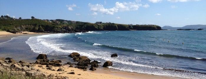 Praia de Foxos is one of Playas de España: Galicia.