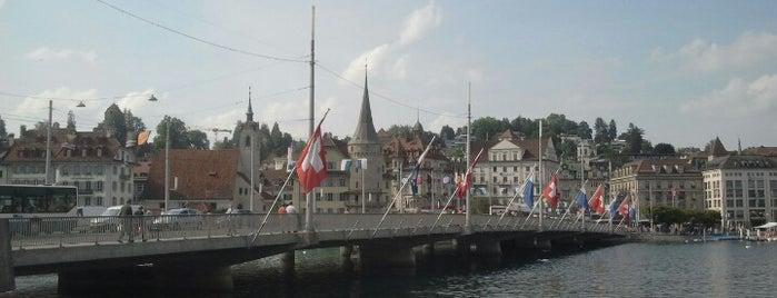 Seebrücke is one of Lugares donde estuve en el exterior.