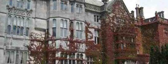 Adare Manor Hotel is one of I  2 TRAVEL!! The ATLANTIC COAST✈.