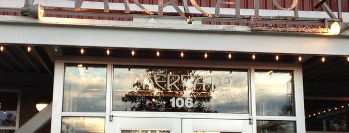 Mercato Ristorante is one of Lugares favoritos de Cusp25.