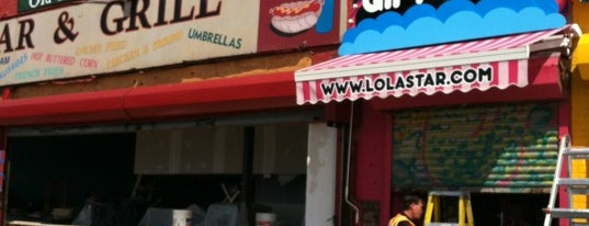 Lola Star Souvenir Boutique is one of Must-See Coney Island.