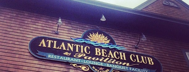 Atlantic Beach Club is one of Newport.