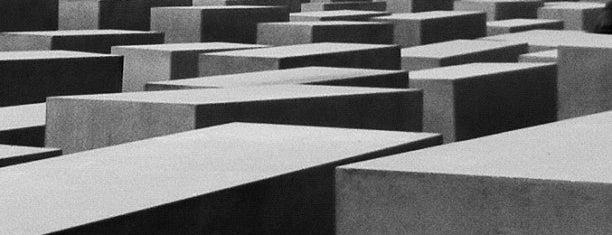 Monumento a los judíos de Europa asesinados is one of Berlin | Deutschland.