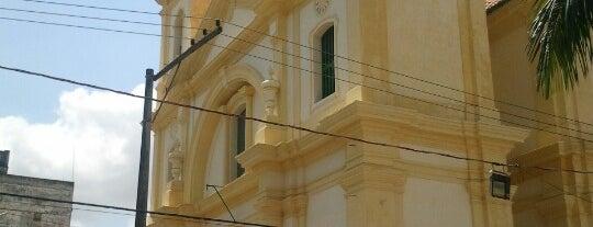 Igreja De Nossa Senhora De Sant'Ana is one of Posti salvati di Fabio.