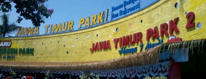 Jawa Timur Park 1 is one of Malang.