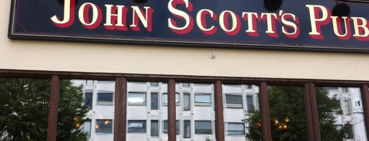 John Scott's Pub is one of Posti che sono piaciuti a J..