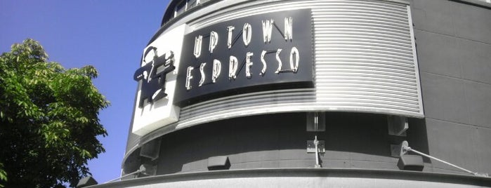 Uptown Espresso is one of Seattle Coffee.