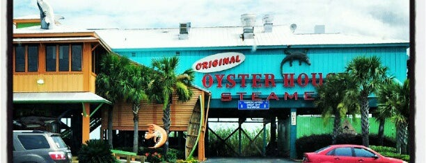 Original Oyster House is one of 500 Things to Eat & Where - South.