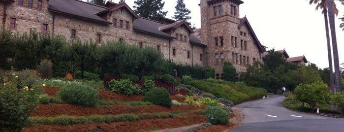 Culinary Institute of America at Greystone is one of Guía de California.