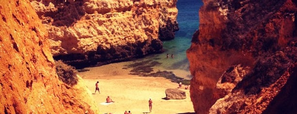 Praia do Camilo is one of Algarve.