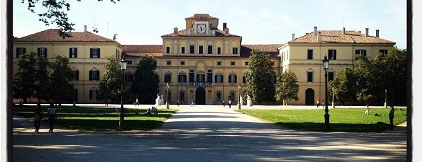 Parco Ducale Parma is one of Places i love.