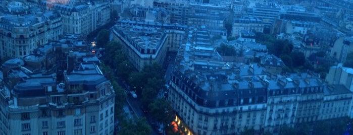 Hyatt Regency Paris Etoile is one of Hotels I advise.